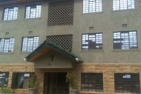 Furnished apartment Eldoret place