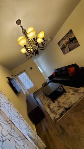 Beautiful private room in brampton!