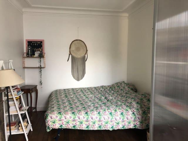 Two rooms flat in beautiful Paris!