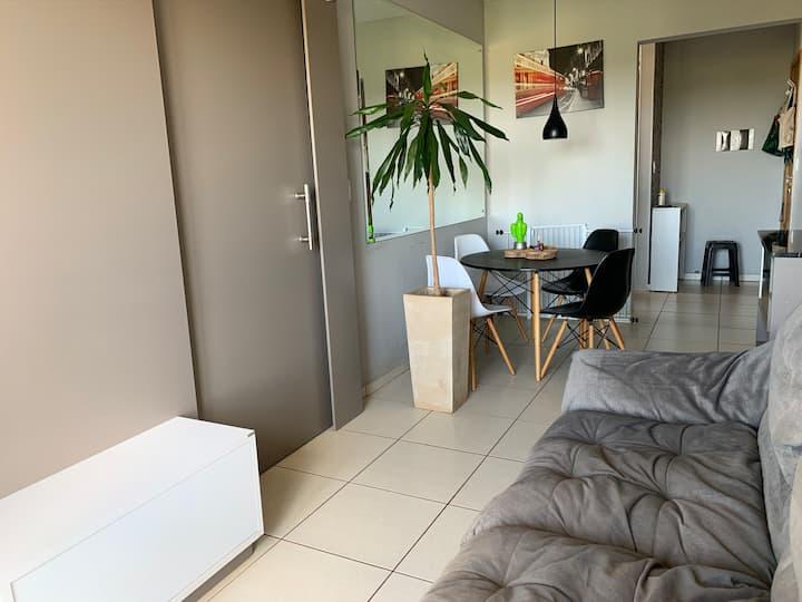Apartamento Mobiliado - Próximo da lagoa maior