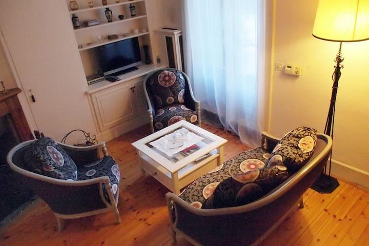 Charming Geneva - Chêne-Bourg - Appartement