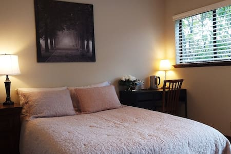 Affordable and convenient room for students.