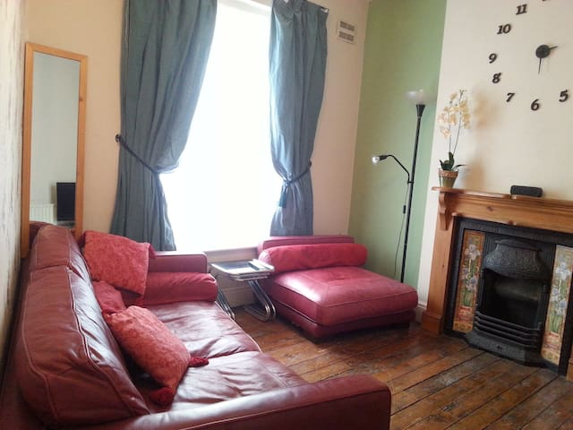 Double room in the heart of town centre