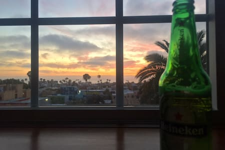 Beautiful view from Studio - Tijuana - Apartamento