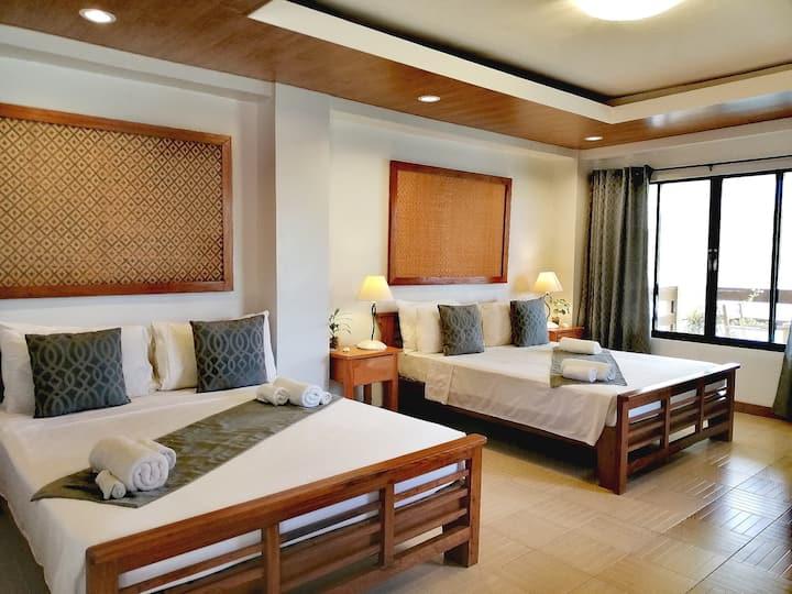 Elite Seaview Family Room on Busuanga!!