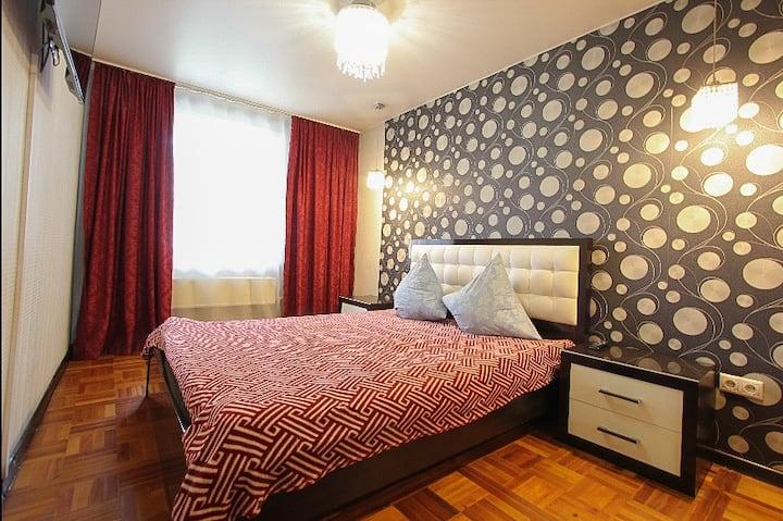 Комната в квартире в 300 метрах от ЖД вокзала