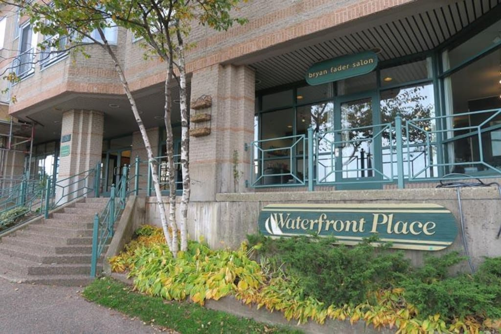 Waterfront Place - Exterior