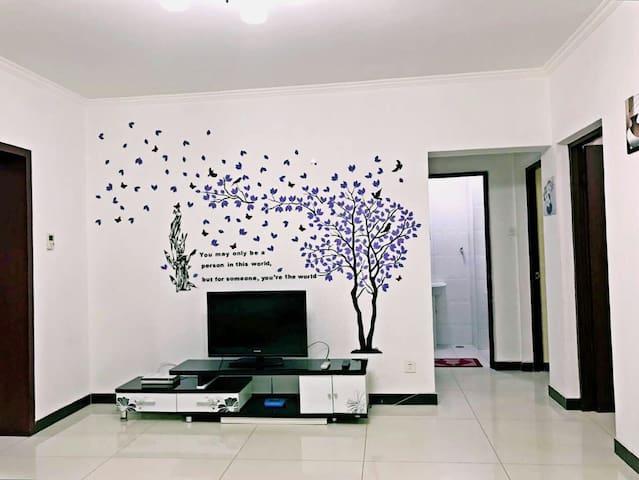 免费接送机 首都国际机场附近大的三居室主题公寓 特价出租 - Beijing