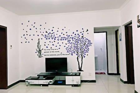免费接送机 首都国际机场附近大的三居室主题公寓 特价出租 - Pequim