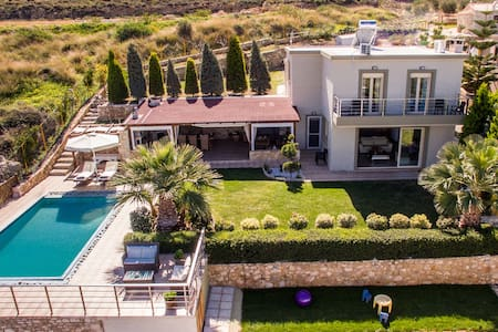 Gouves Panorama Luxury Villa - Gouves - Vila