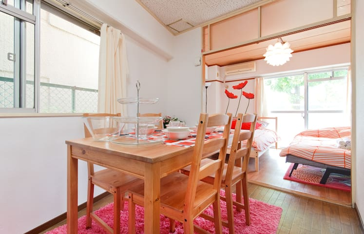 21★8MIN to JR★Close to UMEDA - Osaka-shi, Higashiyodogawa-ku - Apartment