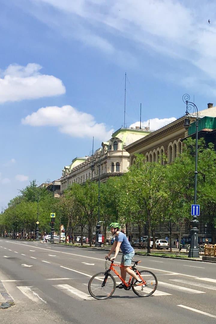 Andrássy Blvd.