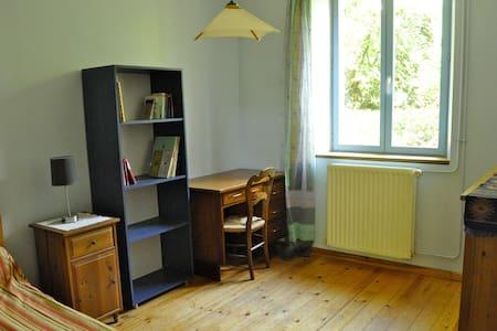 Chambre au calme ds ancienne ferme proche Chambord - Lailly-en-Val - Haus