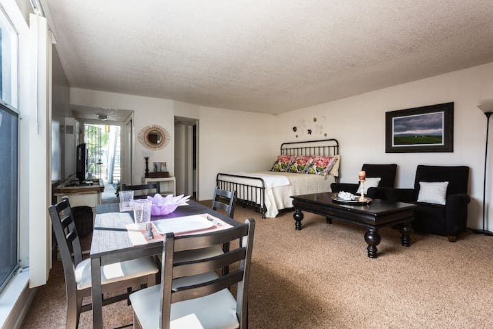 BEACH STUDIO  in Carlsbad Villiage - - Карлсбад - Квартира