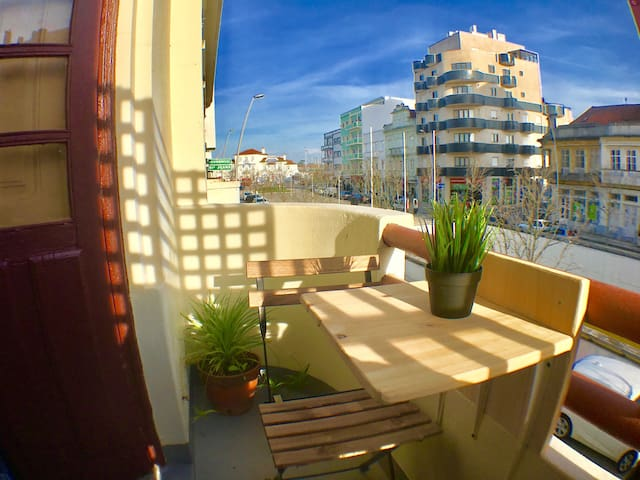 Double room with balcony D.Dores - Aveiro - Casa