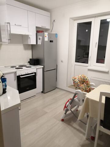 Cosy new fully furnished flat in center of Astana