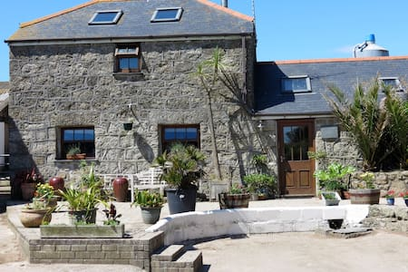 Farm getaway close to beaches and Minack Theatre - Saint Levan