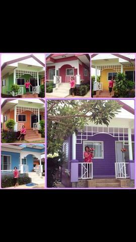 แมงโก้ รีสอร์ท - Suphan Buri - House