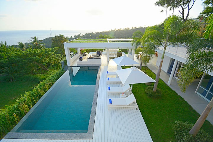 ☆ Villa L, Luxury Escape in Lombok - 5 bedrooms☆