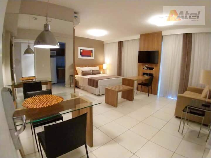 L6A- Loft Residencial Rio Centro e Parque Olímpico