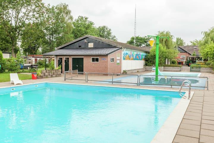 Lussuosa villa con piscina a Oisterwijk