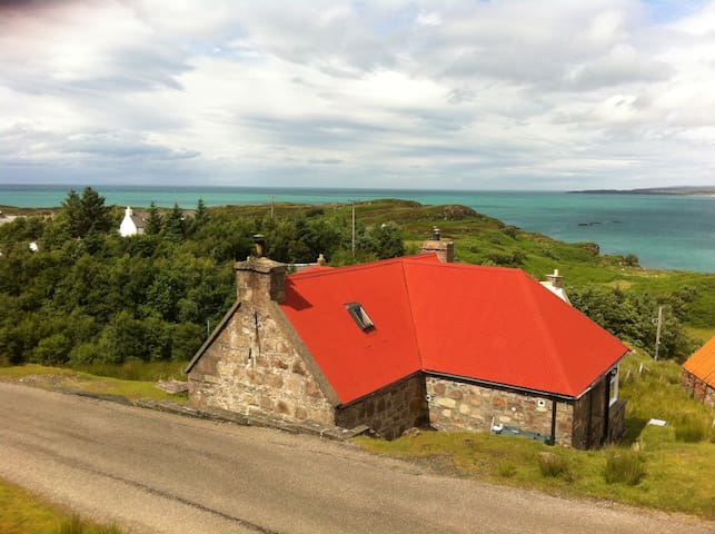 Cottage near Applecross - Fearnmore - Hus