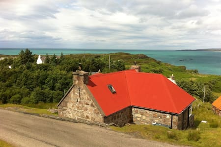 Cottage near Applecross - Fearnmore