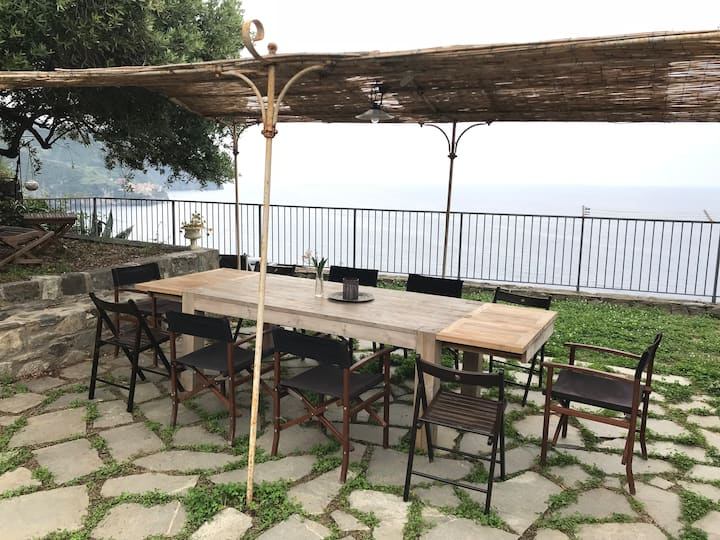 Casa Picco dei Gabbiani - Luxury Oasis with Garden