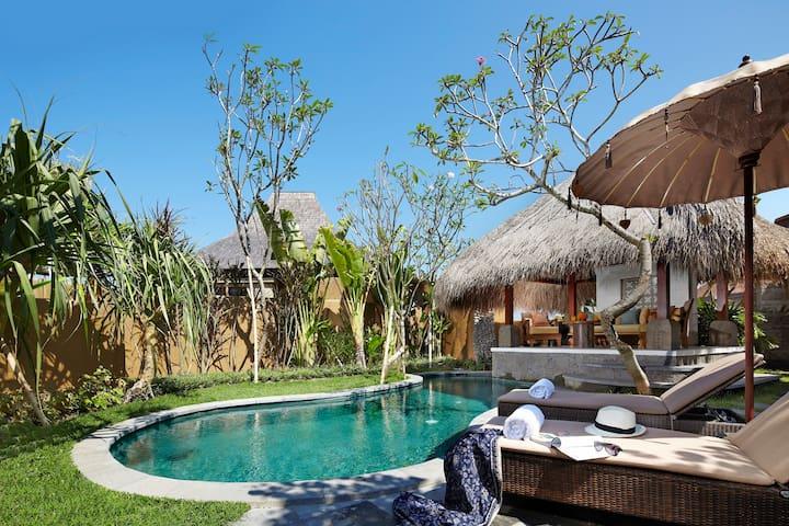 Honeymooners Villa Private Pool w/ beach access