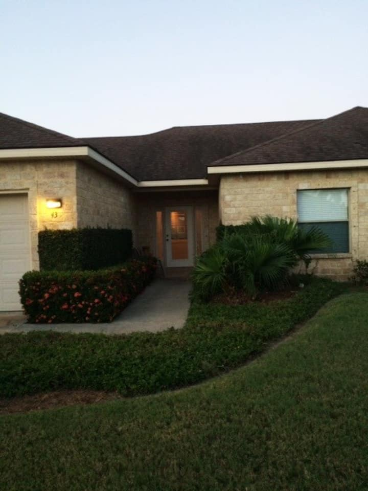 2/2 Villa on South Padre Island Golf Course