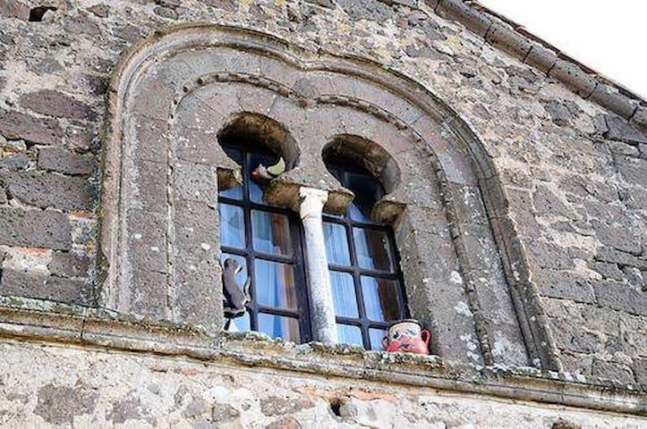 CASA DELLE BIFORE - Caserta Vecchia - House