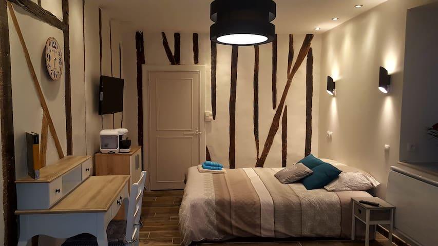 Chambre privée rénovée au pied des Pyrénées - Saint-Gaudens - Дом
