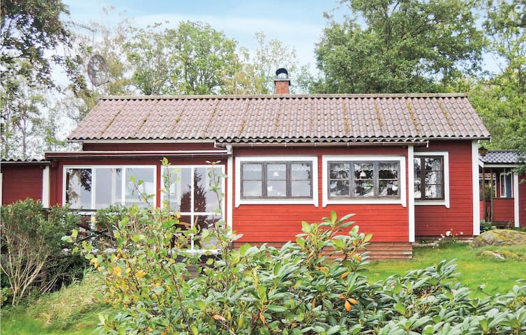 Holiday cottage with 3 bedrooms on 55m² in Ljungby