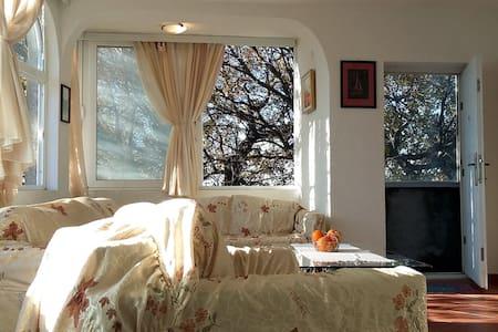 Nostalgia - apartment with city and sea view - Šušanj - Apartment