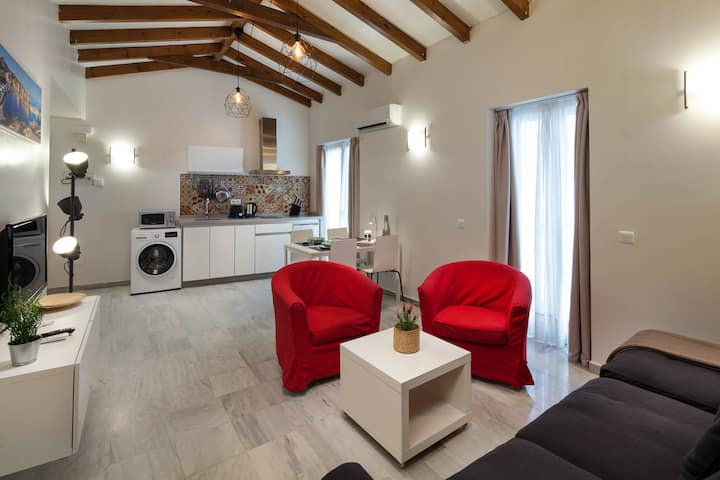 San Juan - Apartment in Málaga Centre