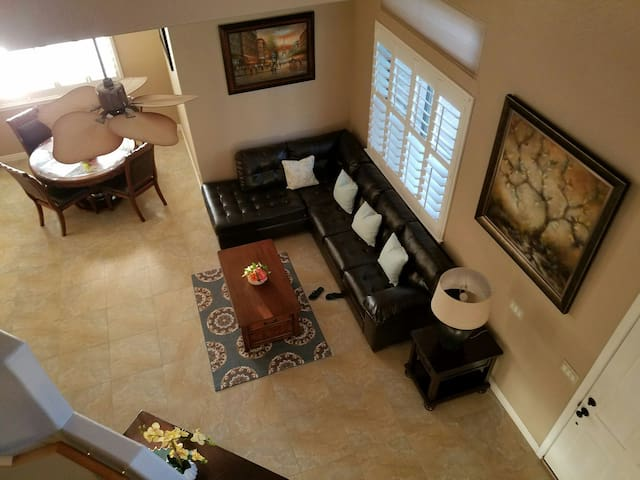 Quiet gated community, Palm Valley Goodyear, AZ - Goodyear - Rumah