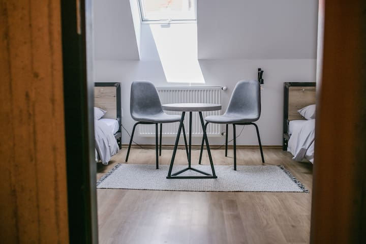 Schondorf Hostel (Twin room - 303)