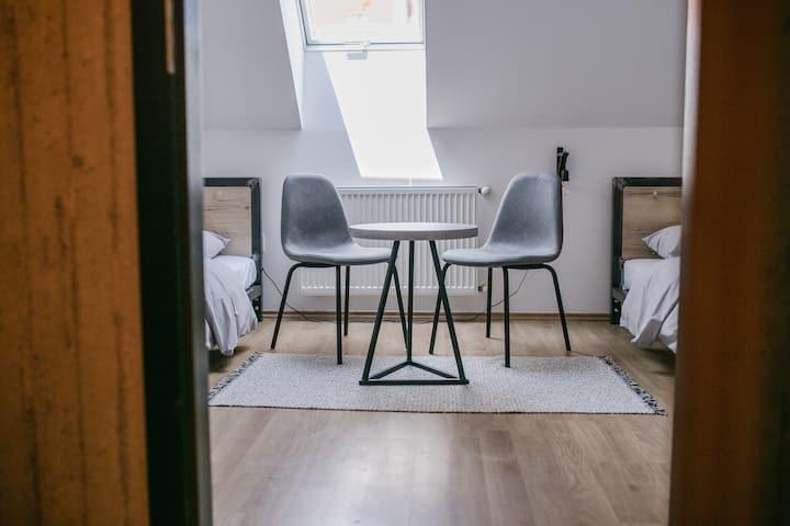 Schondorf Hostel (Twin room - 303)
