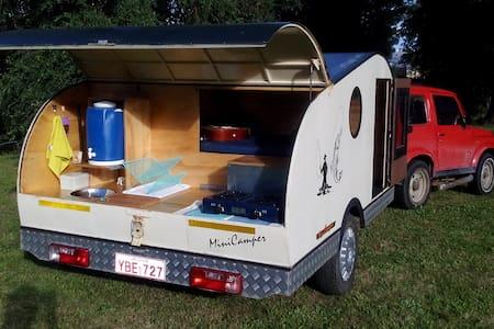 Alojamiento Innovador Casa rodante,Camper Valdivia - Valdivia - Campingvogn