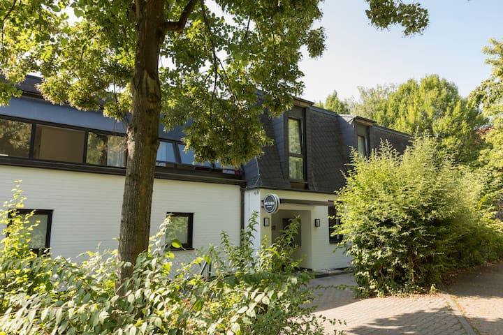 mk | hotel eschborn - Einzelzimmer Standard