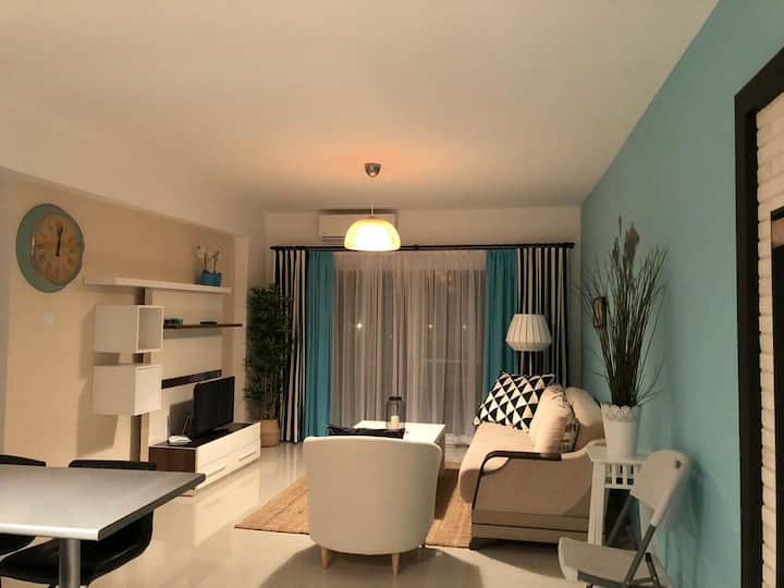 Апартаменты 2+1 с видом на море в Caesar Resort 5*