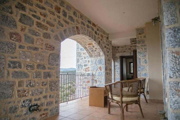 Family Suite, 2 seperate Bedrooms, Sea View