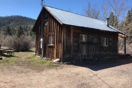River Cabin at the Carson River Resort