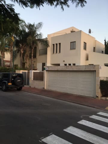 House in Ramat Efal Israel