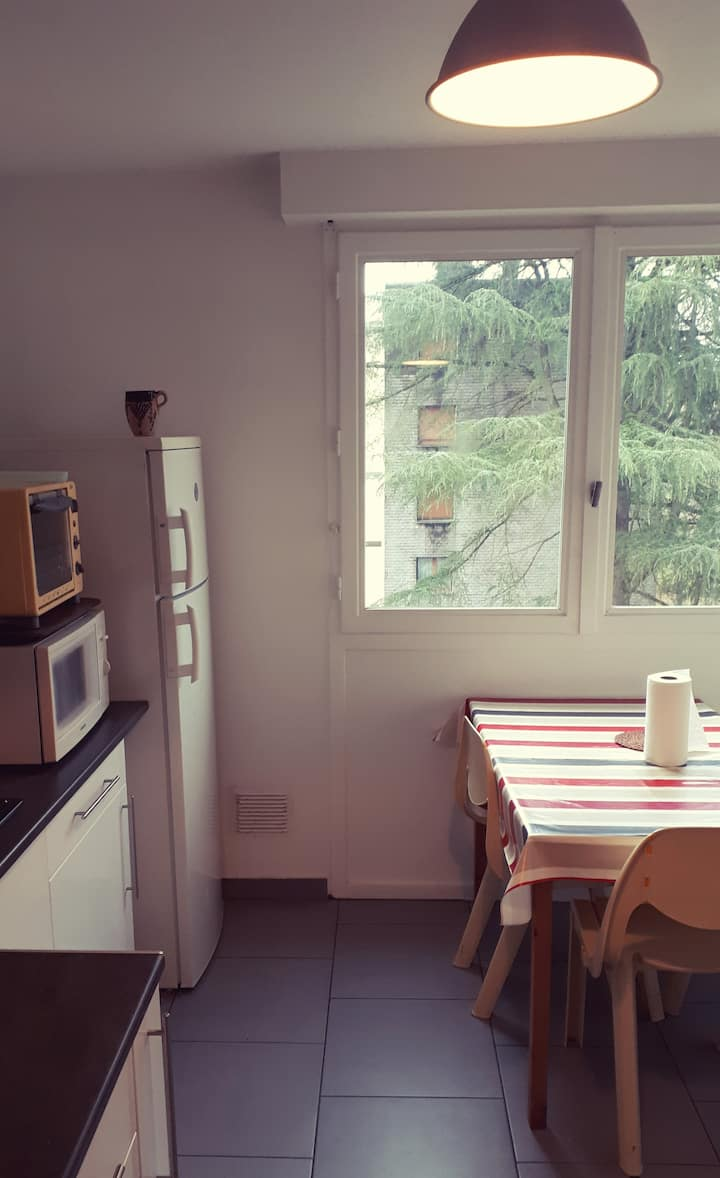 Venez séjourner confortablement à Pau!