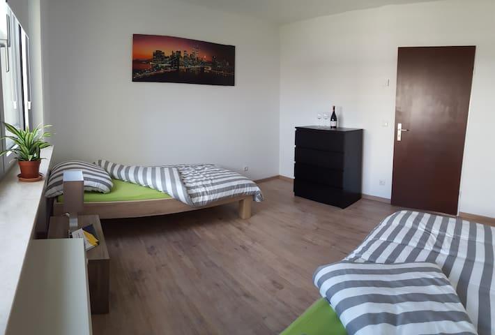 Munich Centrum, quiet room! 3min to Oktoberfest! - Мюнхен - Квартира