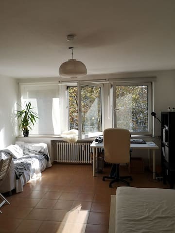 Freundliche, helle Wohnung im Herzen Kölns