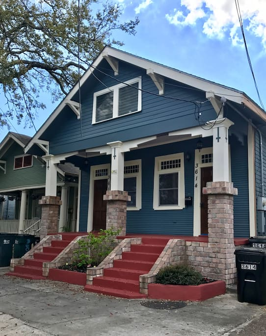 Mid City New Orleans 3 Bedroom Home Houses For Rent In New Orleans Louisiana United States