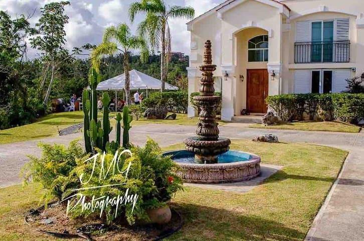 Hacienda Brisas del lago, Luxury  11 huéspedes