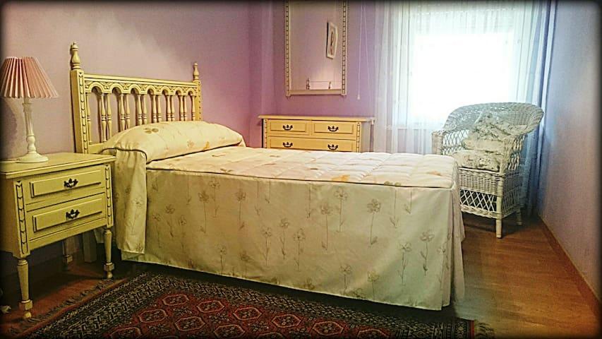 Piso a 5 min de la Catedral - Tarazona - Appartement